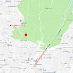 台原森林公園(台原側)遊歩道で婦女暴行未遂事件発生10/24